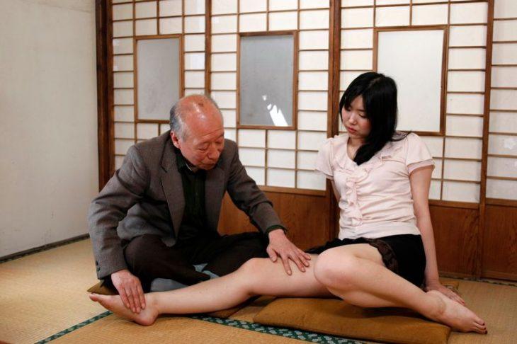 Oldest pornstar -Shigeo Tokuda