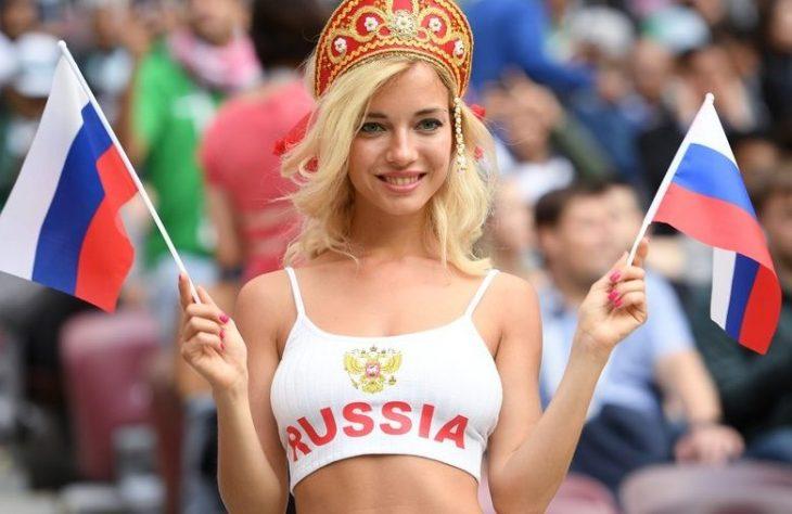 Natalya Nemchinova pornstar and football fan