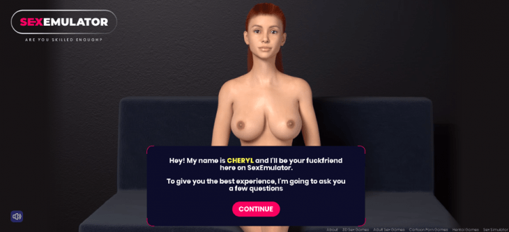 SexEmulator Review - Porn Games Done Right