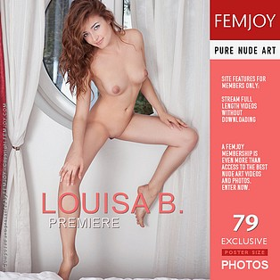 Premiere : Louisa B from FemJoy, 19 Mar 2013