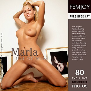 Out Of Mind : Marla from FemJoy, 24 Apr 2007