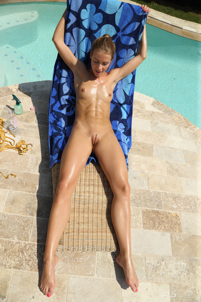 Alexis Crystal in Spicy Sunbather photo 11 of 17