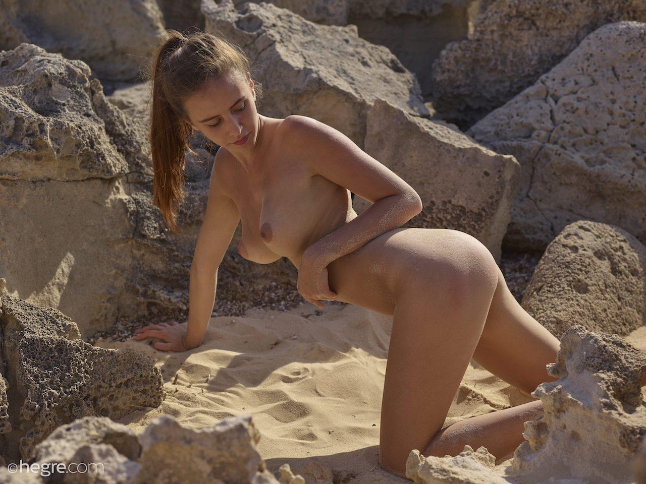 Alisa In Ibiza Makes You Horny By Hegre-Art 18 Nude -6366