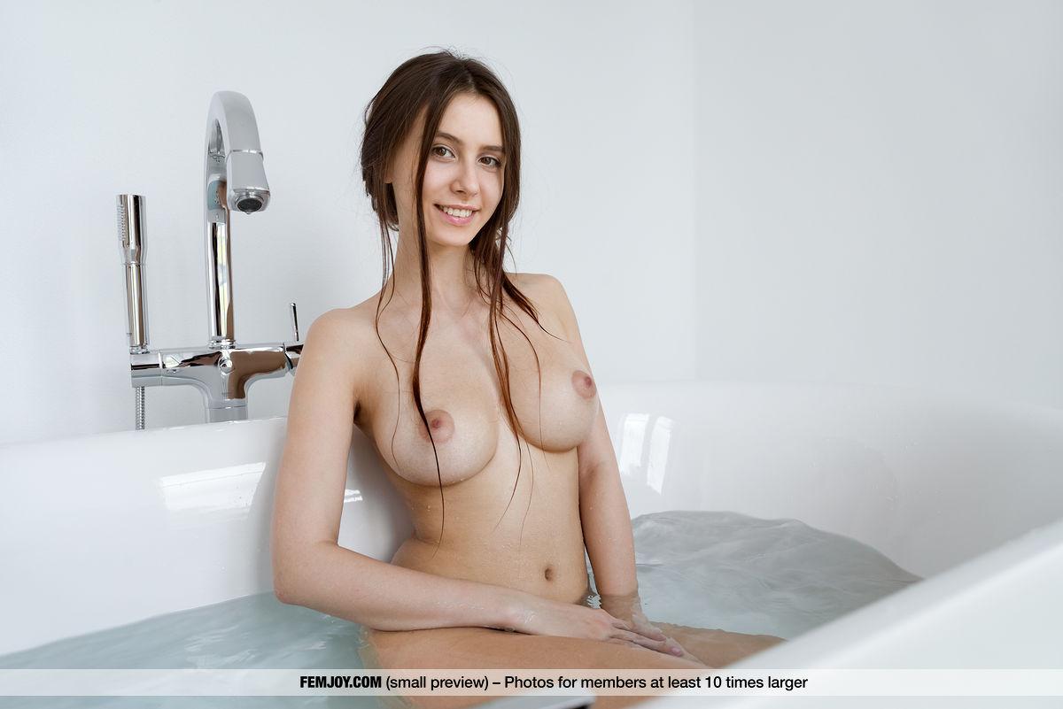 Alisa I In Lets Take A Bath By Femjoy 17 Nude Photos -6735