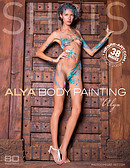 Body Painting from Hegre-Art, 12 Mar 2013