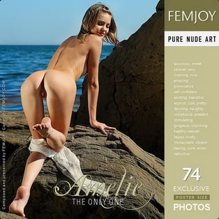 The Only One : Amelie from FemJoy, 10 Aug 2012