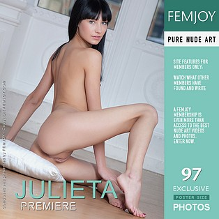 Premiere : Julia S from FemJoy, 14 May 2012