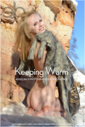 Keeping Warm : Angelika D from Erotic Beauty, 03 May 2017