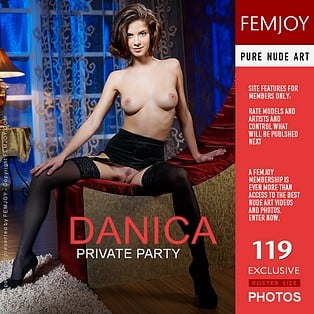 Private Party : Anita C from FemJoy, 01 Jan 2014