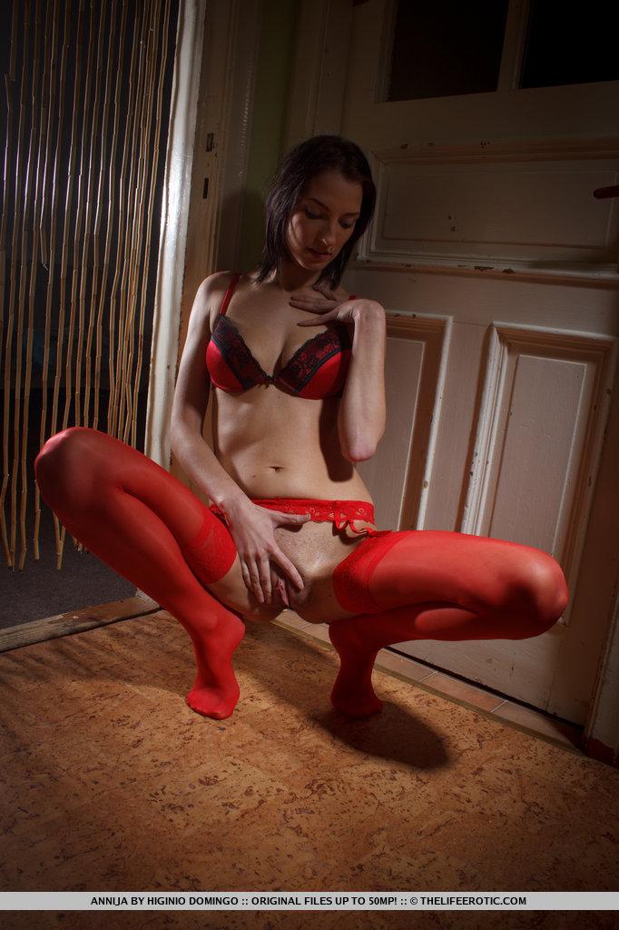 γυμνή Ebony Εικόνες μουνί