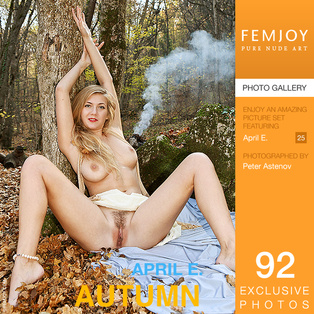 Autumn : April E from FemJoy, 17 Nov 2014