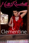 Clementine : Aria Giovanni from Holly Randall, 30 Aug 2014