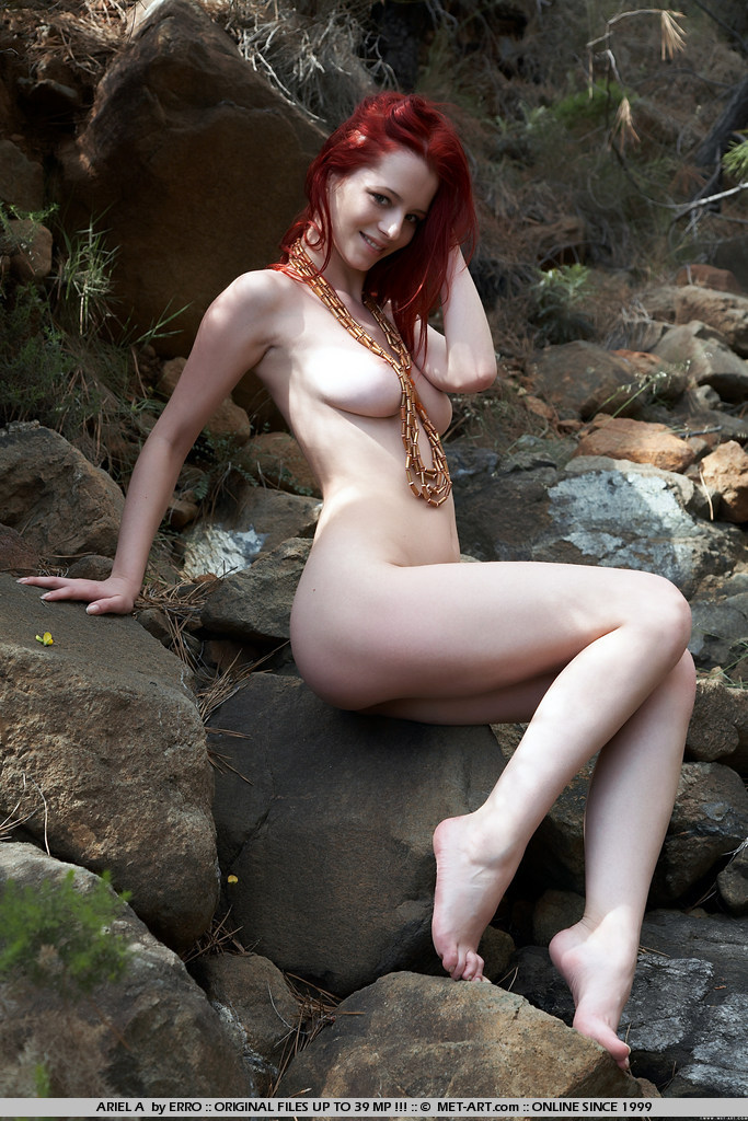 Ariel Piper Fawn in Rosse by Met-Art (21 nude photos) Nude Galleries