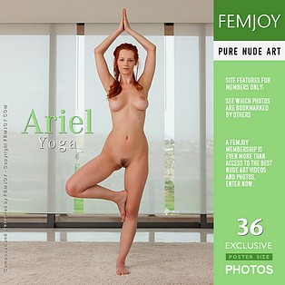 Yoga : Ariel A from FemJoy, 17 Dec 2012