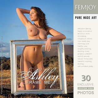 Frame Me : Ashley from FemJoy, 26 Oct 2008