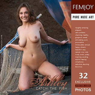 Catch The Fish : Ashley from FemJoy, 27 Nov 2008