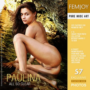 All So Clear : Paulina from FemJoy, 23 Nov 2008