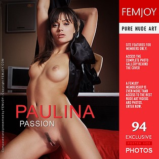 Passion : Paulina from FemJoy, 08 Feb 2013