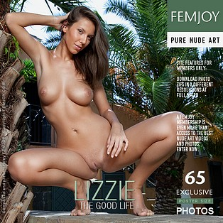 The Good Life : Lizzie from FemJoy, 30 Dec 2010