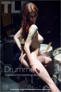 Drummer 1 : Azura Starr from The Life Erotic, 14 Feb 2013