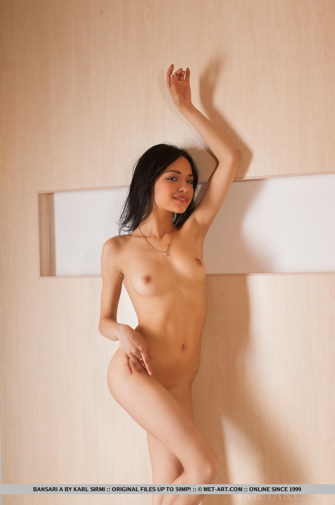 Indonesia naked babe #1