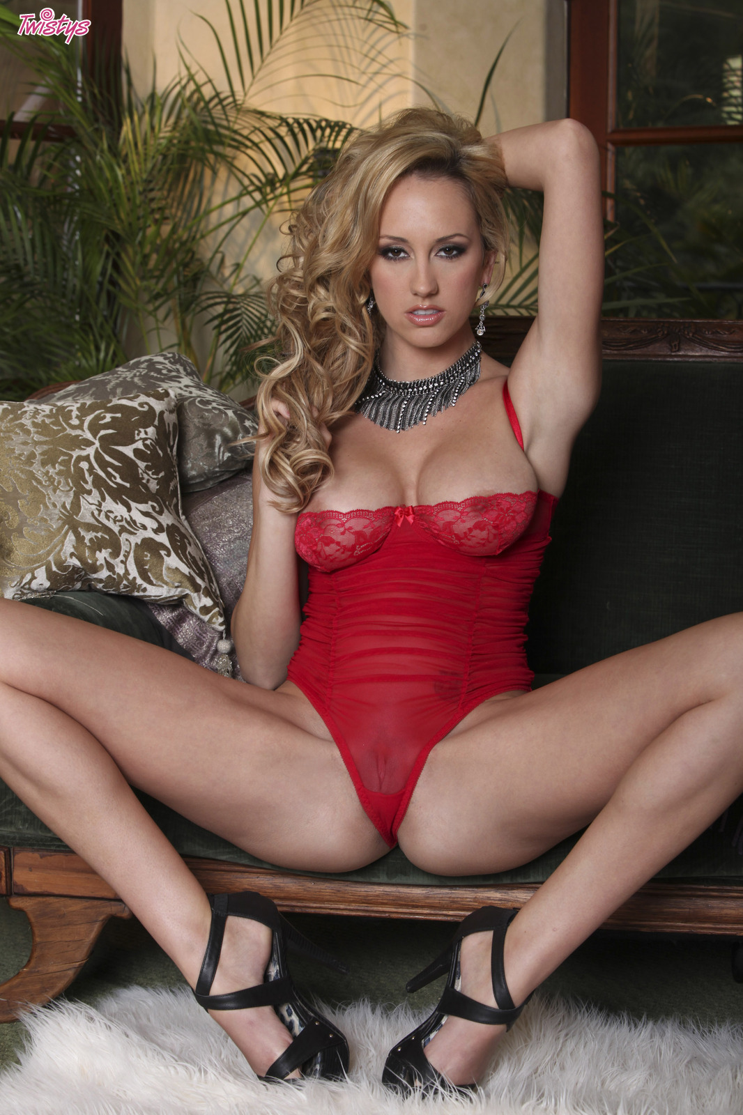Blonde brett rossi sexy with you agree