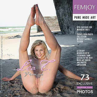 Premiere : Lea T from FemJoy, 23 Aug 2011