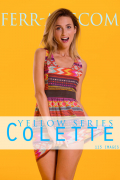 Yellow Series: Colette #1 of 16