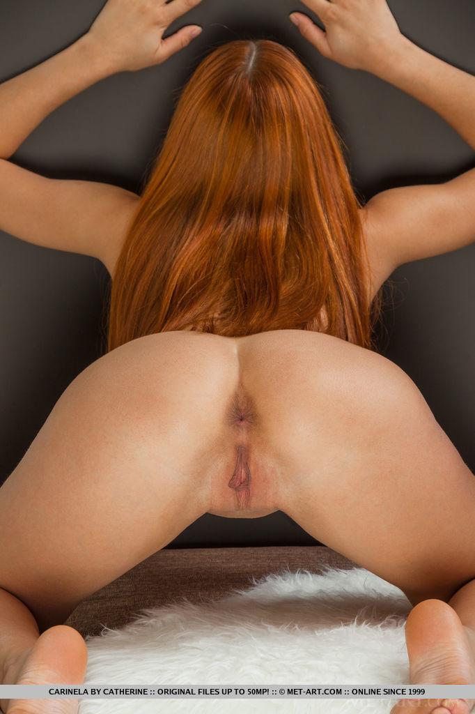 18 magazine nastya girl poses on beach topless 8