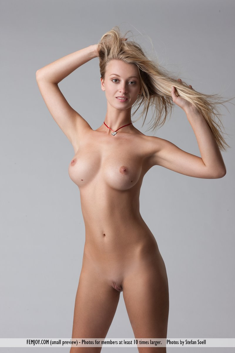 nude of little german girl
