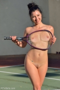 Buttalicious Tennis: Carrie #10 of 16
