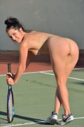 Buttalicious Tennis: Carrie #11 of 16