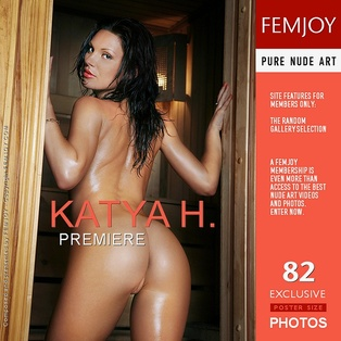 Premiere : Katya H from FemJoy, 04 Apr 2013