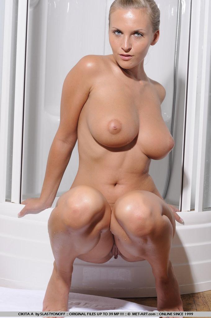 Cikita A in Exposia by Met-Art (20 nude photos) Nude Galleries
