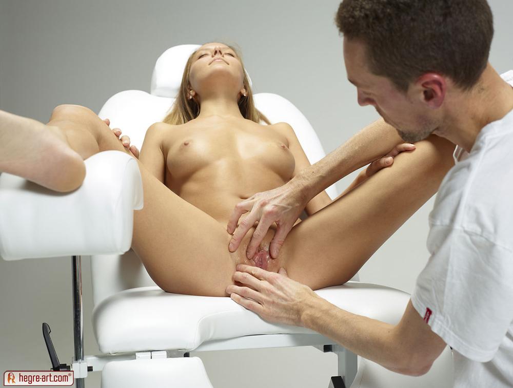 Doc fucks the nurse german