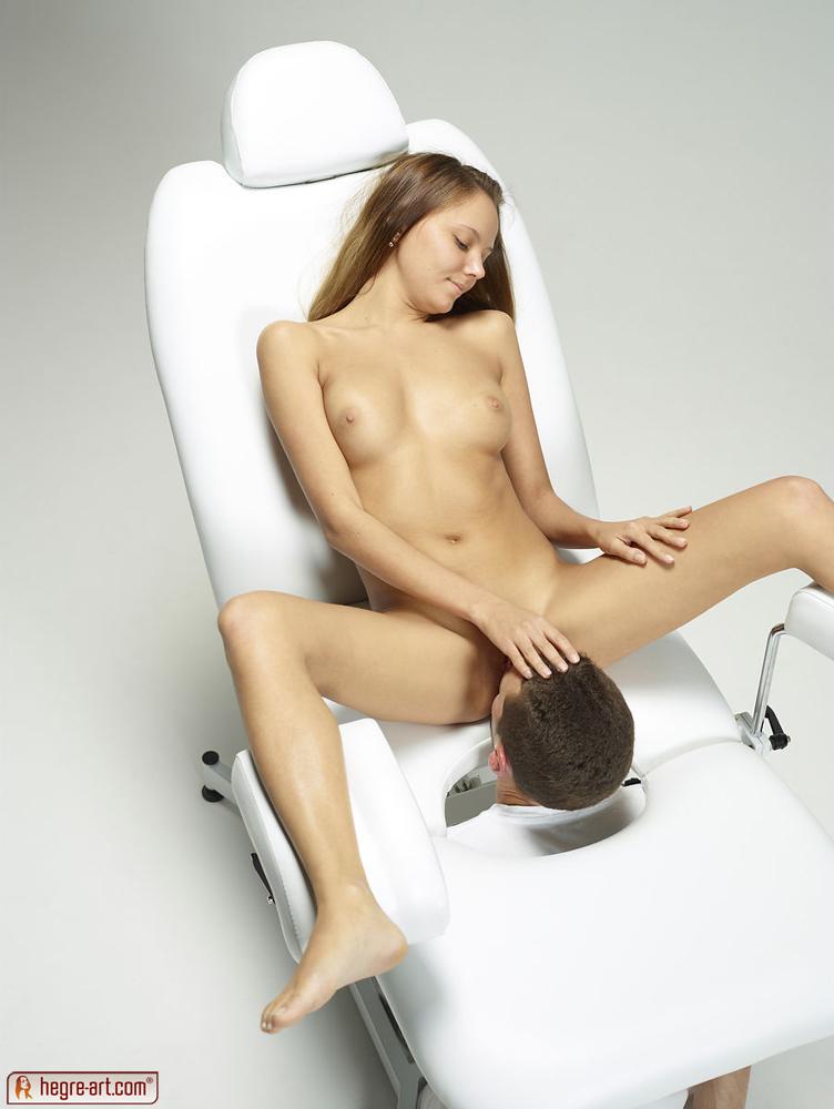 clover oral massage