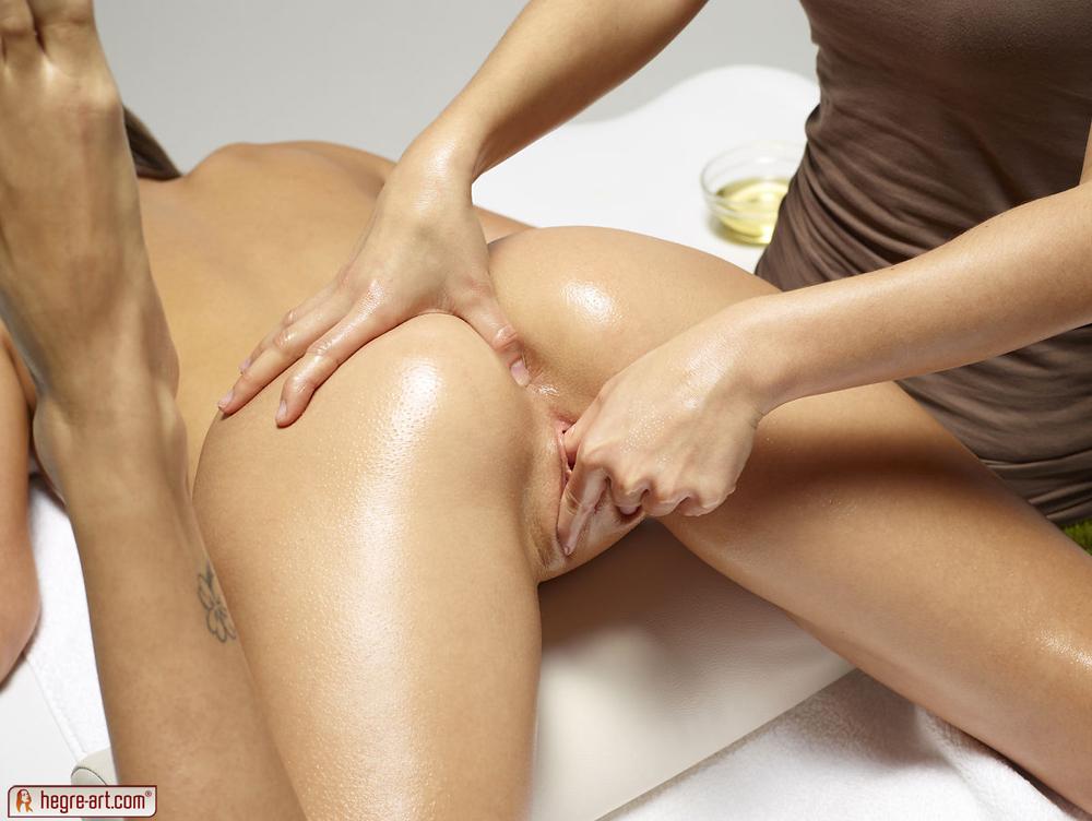 Боди массаж порно фото