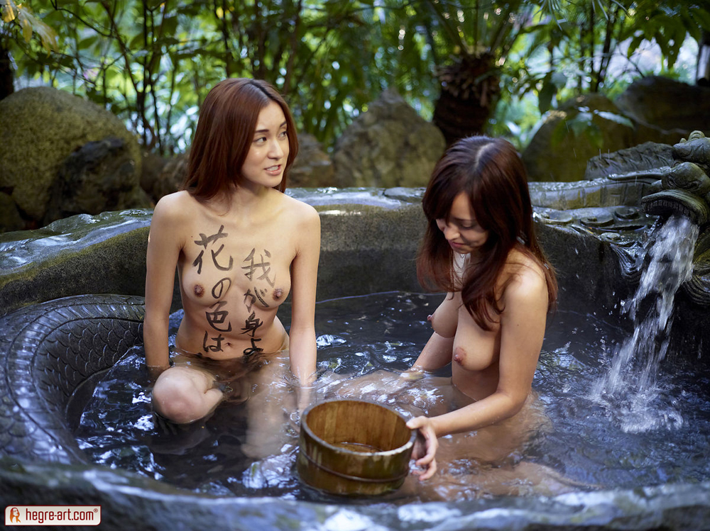 nudist hot springs women