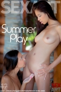 Summer Play : Paula Shy, Casey Jordan from Sex Art, 24 Sep 2013