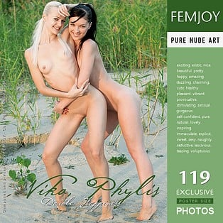 Double Happiness : Vika, Phylis from FemJoy, 13 Nov 2007