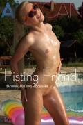Fisting Friend : Cayenne, Angie Koks from ALS Scan, 10 Jan 2014
