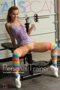 Personal Trainer : Carmen, Sara Jaymes from ALS Scan, 30 Jul 2014