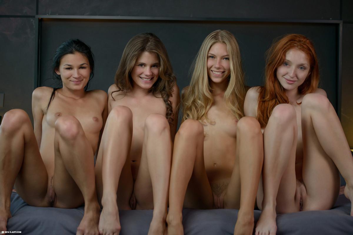 Фото голых девушек русских молодых