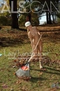 Lazy Landscaper : Carmen, Sara Jaymes from ALS Scan, 21 Feb 2013