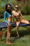 Satisfaction Kneaded : Janice Griffith, Kacy Lane from ALS Scan, 21 Jan 2015