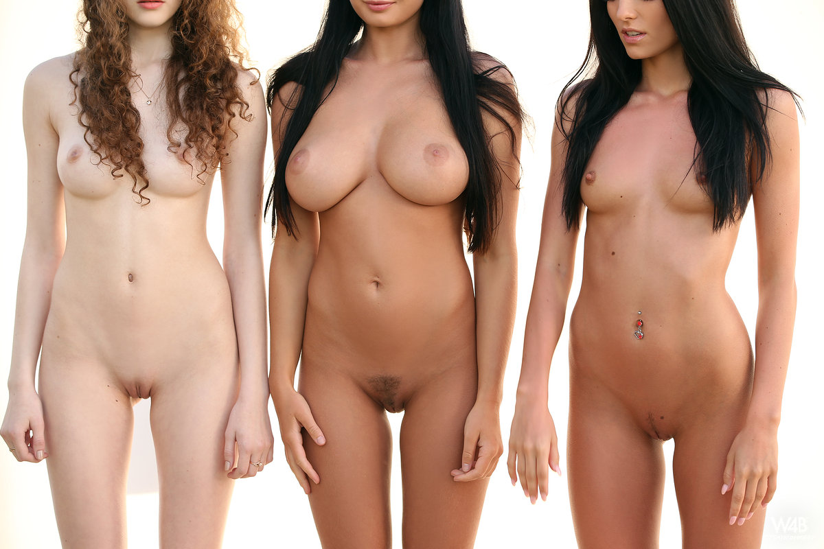 World woman most who beautiful the in naked is