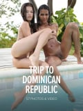 Trip To Dominican Republic : Irene Rouse, Abril from Watch 4 Beauty, 06 Feb 2019