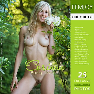 Being There : Corinna from FemJoy, 11 May 2008