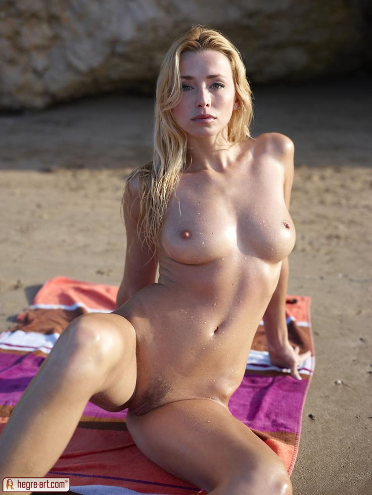 Blonde hand job movie