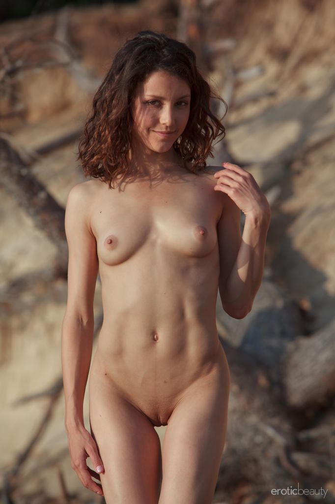 Private Nude Beach
